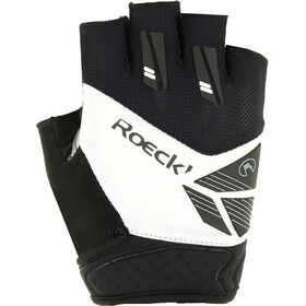 Roeckl Index Bike Gloves white/black